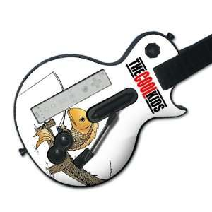 Hero Les Paul  Wii  The Cool Kids  Gone Fishing Skin Video Games