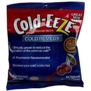 Cold EEZE Zinc Gluconate Lozenges Cherry 3.5oz 18 ct. (Quantity of 6)