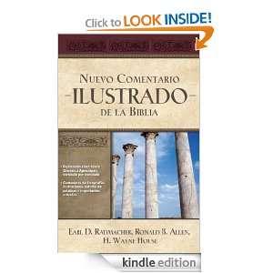 Nuevo comentario ilustrado de la Biblia (Spanish Edition) Earl D