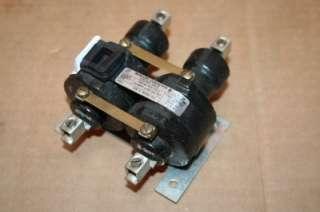 Mercury Contactor 235NO 120A, Coil 120 Volt #16795