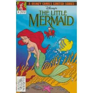 Little Mermaid Limited Series (Disneys) (1992) #3