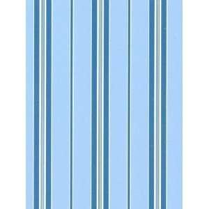 com Wallpaper Key Ralph Lauren Watermill Dune Stripe Light Blue/Blue