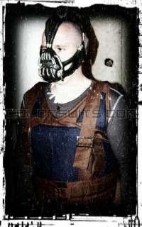 The Dark Knight Rises Bane Replica Armor Vest & Belt Costume