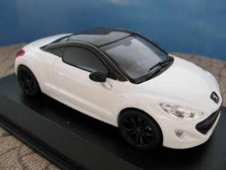 43 Norev Peugeot RCZ (2010) diecast