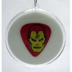 Marvel Classic Hero Iron Man Guitar Pick With MADE IN USA