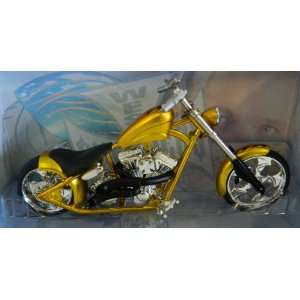 Machines Jesse James 1:18 Scale Collectible Chopper: Toys & Games