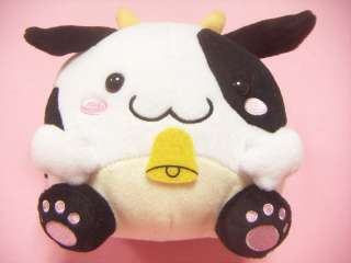 Club Cow Plush / Japan Amusement Game Shop Toy Cute Cat Doll