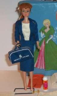 Huge Lot Vintage Barbie Skipper Case Clothing