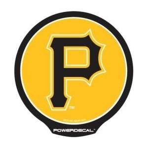 Pittsburgh Pirates Die Cut Decal Power Decal Sports