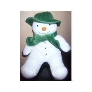 Raymond Briggs the Snowman Plush 10 Doll Toy Toys