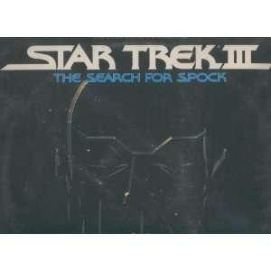 Star Trek Iii the Search for Spock JAMES HORNER Music