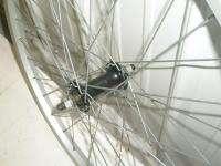 24 x 1.50 ALUMINUM FRONT BICYCLE RIM WHEEL BIKE PARTS JP3