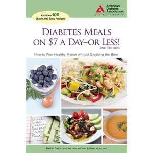 Diabetes Meals on $7 a Day   Or Less How to Plan Healthy Menus