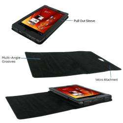 Tab A100 7 Inch Dual View Leather Case Cover Stand
