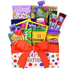 Childrens Happy Birthday Gift Box
