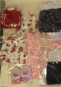 HUGE DOLL CLOTHES LOT fits AMERICAN GIRL DOLL 18~ 21pc ALL NEW