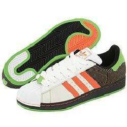 adidas Originals Superstar II TL Dot White/Warning/Rave Green