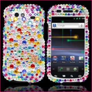 Diamond Colorful Full Hard Case Cover For SAMSUNG GOOGLE NEXUS S i9020