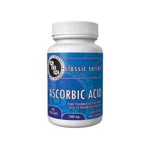 Vitamin C Ascorbic Acid 100caps Brand A.O.R Advanced Orthomolecular