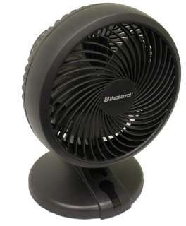 NEW Holmes HAOF910 Blizzard Table Fan Oscillating with Removable Grill