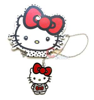 Sanrio Hello Kitty Big Bow Necklace LoungeFly 1