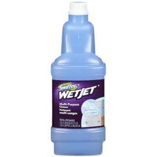 Swiffer Wetjet Multi Purpose Cleaner Refill, Open Window Fresh Scent