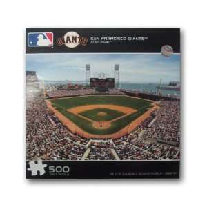 MLB San Francisco Giants ATT Park Puzzle Sports