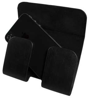 Leather Premium Hip Holster Carrying Case Pouch Clip Cover