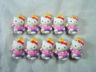 10 Hello Kitty Pendant / Charm (12D) AHK0665 wholesale