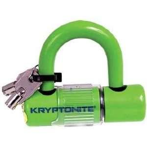 Kryptonite New York 14P Disc Lock 000426 Automotive