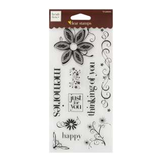 fiskars heidi grace clear stamps design wild daisy road number of