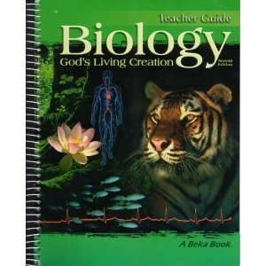 Biology  Gods Living Creation  Teacher Guide Pensacola