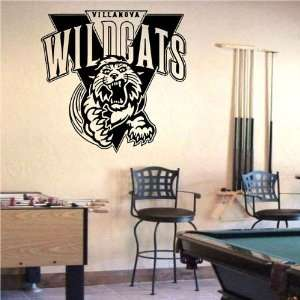 Ncaa Wall Mural Vinyl Sticker Sports Logos Villanova Wildcats