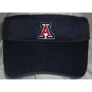Arizona Wildcats Mascot NCAA Adjustable Visor (Team