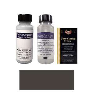 1 Oz. Eclipse Gray Metallic Paint Bottle Kit for 2012 Mini
