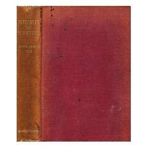 the critical hypothesis / by John Smith: Rev. John Smith: Books
