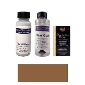 2 Oz. Sable Brown Metallic Paint Bottle Kit for 1985 BMW