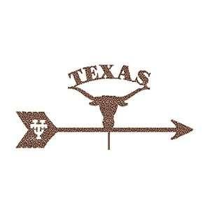Texas Longhorns Weather Vane
