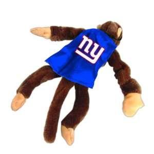 Pack of 2 NFL New York Giants Plush Flying Monkey Stuffed