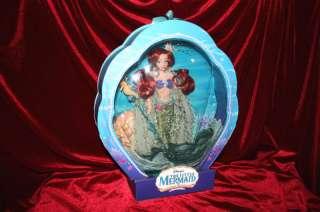 Ariel Little Mermaid Special Edition Disney Doll Barbie |