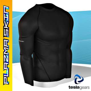Mens Compression Sports Top Tight T Shirt S,M,L,XL,2XL