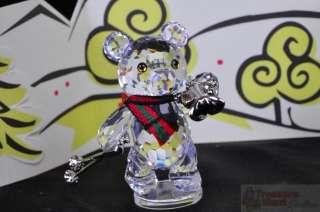 info payment info swarovski crystal kris bear w skis 234710 r $ 104 95