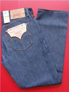 Levis 501 0000 ORIGINAL Jeans SHRINK To FIT Blue 34X32