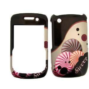 Blackberry Curve 8520 / 8530 / 9300 CANDY COVER CASE Hard