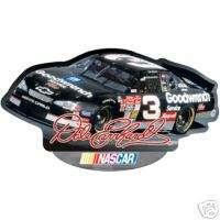 DALE EARNHARDT #3 NASCAR ACRYLIC STANDUP MIRROR BACK