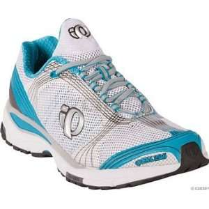 Running Shoe Womens 11 White Caribbean:  Sports & Outdoors
