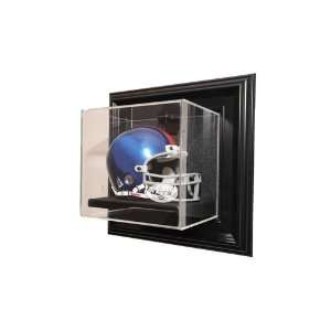 New York Jets Mini Helmet Wall Mount Display Case with