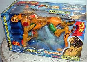 CHEETOR Supreme Beast Machines Transformers MISB 2000 Hasbro