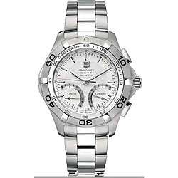 Tag Heuer Mens Aquaracer Calibre S Regatta Watch
