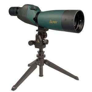 Alpen Outdoor 20 60x80 Waterproof Spotting Scope Hunting